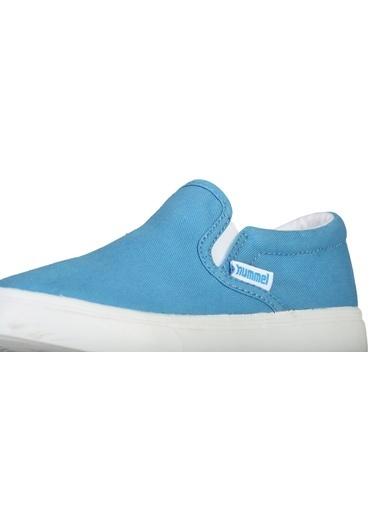 Hummel Çocuk Ayakkabı Slip-On 64349-7396 Mavi